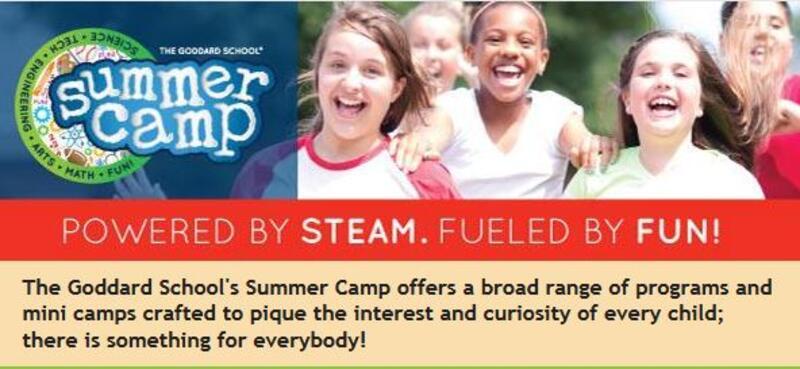 Goddard summer camp