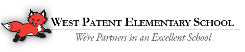 West patent logo